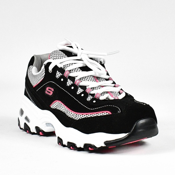 53c58229aded Skechers Women s D Lites-Life Saver Walking Shoes